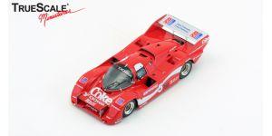 Porsche 962 NO 5 IMSA Mid Ohio 500km 1986