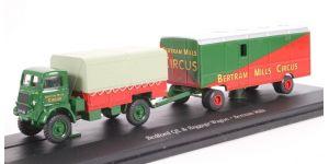 Bedford QL & Baggage Wagon