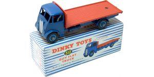Guy Flat Truck