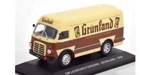 Om Leoncino Delivery Van 1959