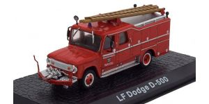 Dodge D500 Fire Engine 1958