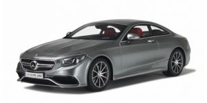 Mercedes-Benz S-Class S63 AMG Coupe 2015